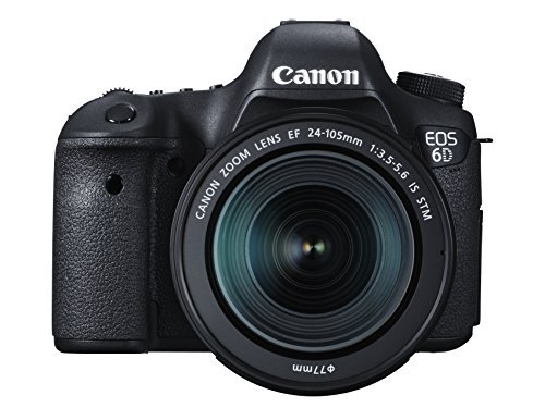 canon eos 6d digital slr camera with 24 105 mm stm lens kit 3
