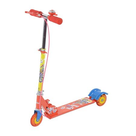 Shoppingmantras.com-find-Offers-on-Toyhouse-Three-Wheeled-Height-Adjustable-Scooter-for-you.-Here-is-best-deals-to-checkout.