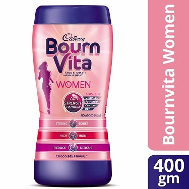 Best-buy-Cadbury-Bournvita-for-Women-Health-Drink-400-g-Chocolate-at-cheapest-price-in-India.-shoppingmantras.com-sharing-best-deal-to-buy-this-product.