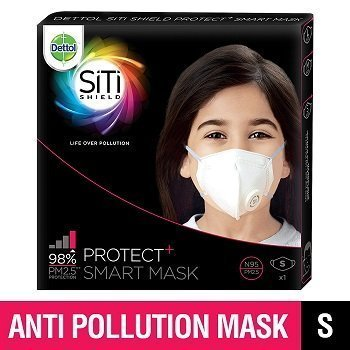 Best-buy-Dettol-Anti-Pollution-Mask-N95-Siti-Shield-Small-at-cheapest-price-in-India.-ShoppingMmantraS-deal-on-Dettol-Anti-Pollution-Mask-N95-Siti-Shield.