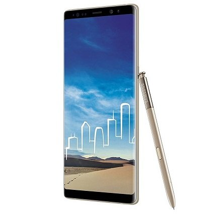 Best-buy-Samsung-Galaxy-Note-8-Maple-Gold-64-GB-6-GB-RAM-at-cheapest-price-in-India.-ShoppingMantrs.com-sharing-cheapest-deal.