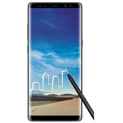 Best-buy-Samsung-Galaxy-Note-8-Midnight-Black-64-GB-6-GB-RAM-at-cheapest-price-in-India.-ShoppingMantrs.com-sharing-cheapest-deal.