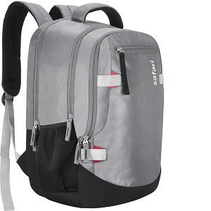 ShoppingMantraS.com sharing Best Deal on Safari Brisk 40 L Medium Laptop Backpack (Grey). checkout now and buy at best price in India.