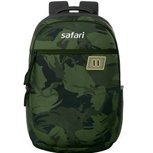 ShoppingMantraS.com sharing Best Deal on Safari COMBAT 19 Green Casual backpack 30 L Medium Backpack (Green). checkout now and buy at best price in India.