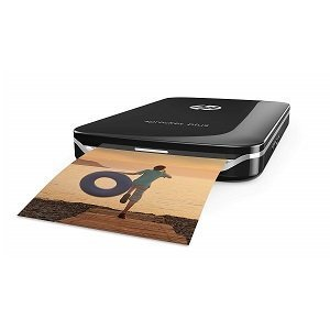 ShoppingMantraS.com sharing Best Offer on HP Sprocket Plus Instant Photo Printer (Black). checkout now and buy at best price in India.