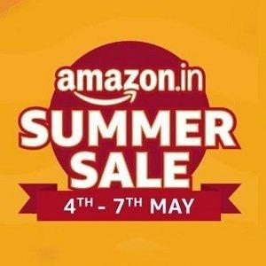 Amazon Summer Sale - Get upto 80% Off + 15% Cashback - Shoppingmantras.com - images