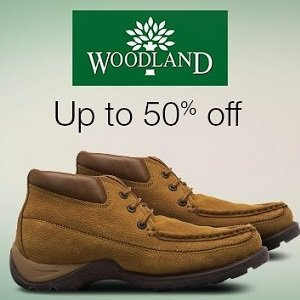 Get upto 50% off on Woodland Shoes - PaytmMall Offer