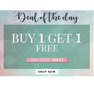 ShoppingMantraS.com sharing NNNOW Deal Of The Day - Buy 1 Get 1 Free on Apparels and Accessories. Must checkout and buy before stock goes out.