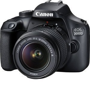 ShoppingMantraS.com sharing best Deals on Best buy Canon EOS 3000D DSLR Camera with 18-55 lens. Must checkout and buy before stock goes out.