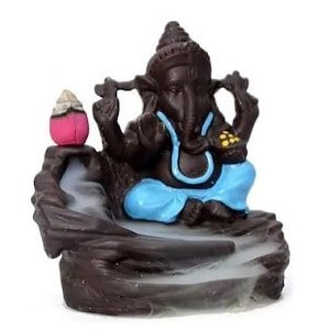 Bestway Fog Fountain Ganesha with cones at Rs.129