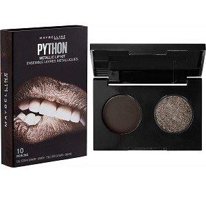 Maybelline New York Lip Studio Python Metallic Lip Kit, 10 Piercing, 2.7g