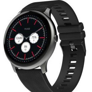 ShoppingMantraS.com sharing details on NoiseFit Evolve Slate Black Smartwatch at 31% Off. Here you will get huge discount on this smart watch.