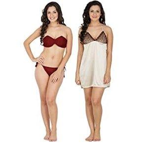 Klamotten Women Nightwear upto 80% off from Rs.156
