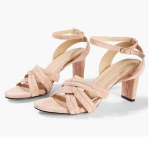 Women's Heels Upto 80% Off Starting From Rs.244