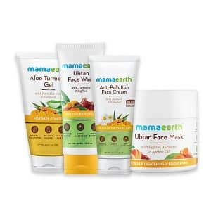 Mamaearth Wedding Glow Skincare Kit at Good Discount Price