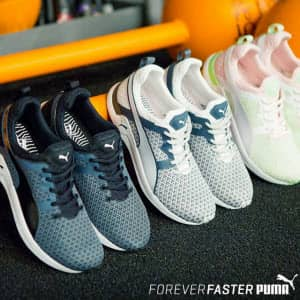 Puma Sports Shoes Minimum 80% off from Rs.559 - Limited time offer