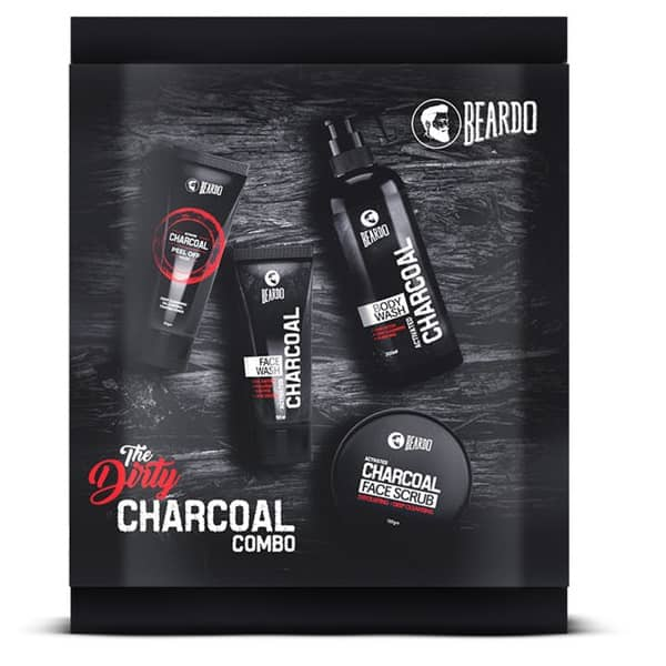 Discount Offer on Beardo The Dirty Charcoal Combo - 53% Off - coupon