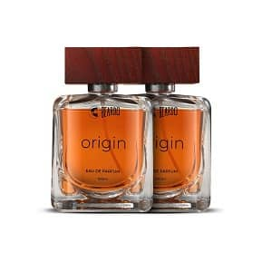 Beardo Origin Perfume For Men (100ml) (Pack of 2)