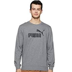 Puma Men's Ms Crew Sweatshirt starts from Rs.899 - Discount Offer