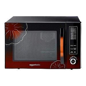 AmazonBasics 30 L Convection Microwave Black