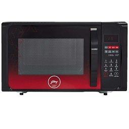 Godrej 23 L Convection Microwave Oven GME 523 CF1 RM Plain Elec Black