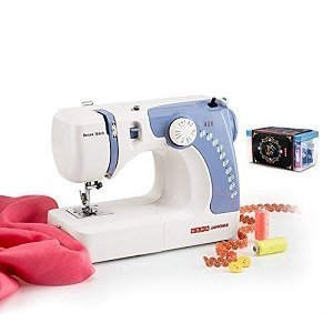 Usha Janome Dream Stitch Automatic Zig-Zag Electric Sewing Machine with Free Sewing KIT - shoppingmantras.com