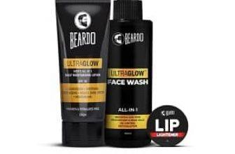 Offer on Beardo Photo Face Combo - Grab fast