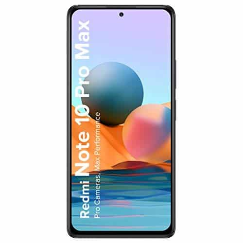 redmi note 10 pro max dark night 6gb ram 128gb storage 108mp quad