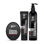 Offer on Beardo Activated Charcoal Combo